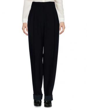 Повседневные брюки TER ET BANTINE. Цвет: черный