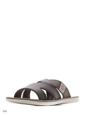 Пантолеты CARTAGO. Цвет: коричневый