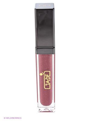 Блеск для губ Crystal Lights Gloss, тон 516 GA-DE. Цвет: розовый