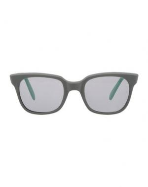 Солнечные очки SHERIFF & CHERRY. Цвет: серый
