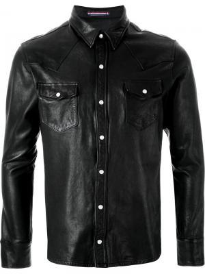 Куртка-рубашка Guild Prime. Цвет: чёрный
