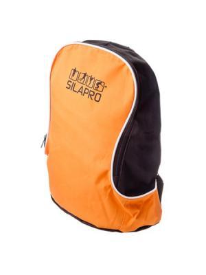 Рюкзак SilaPro. Цвет: оранжевый