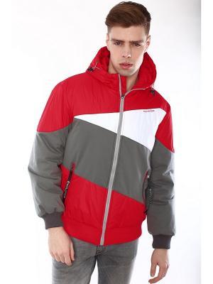 Куртка EVOLUTION ВЕ13-011/красный