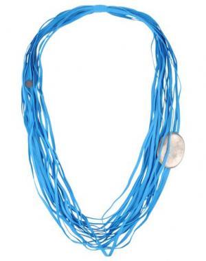 Ожерелье MARIA CALDERARA. Цвет: лазурный