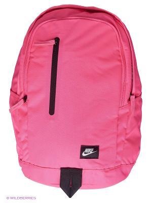 Рюкзак NIKE ALL ACCESS SOLEDAY. Цвет: розовый