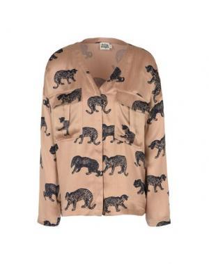 Pубашка TWIST & TANGO. Цвет: светло-коричневый