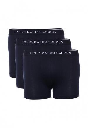 Комплект трусов 3 шт. Polo Ralph Lauren. Цвет: синий