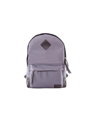 Рюкзак VERSADO. Цвет: серый, черный