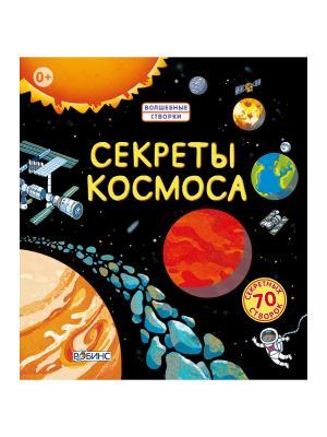 Секреты космоса Издательство Робинс. Цвет: черный