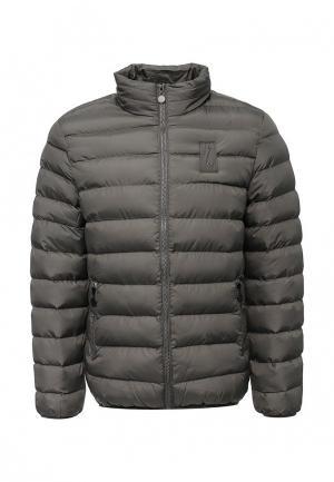 Куртка утепленная B.Men. Цвет: серый