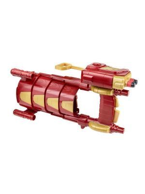 Боевая броня Железного Человека Hasbro. Цвет: красный, золотистый