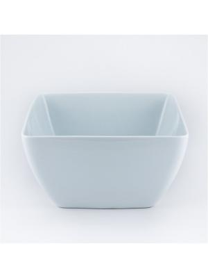 Салатник квадратный  24 см. Royal Porcelain. Цвет: белый