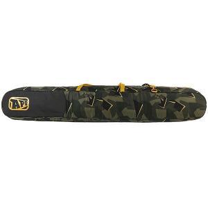 Чехол для сноуборда  Stanton Skibag Camo Apo. Цвет: черный,зеленый