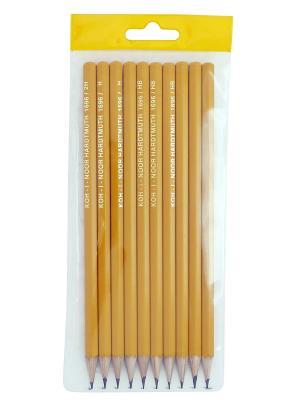 Набор карандашей Koh-i-Noor. Цвет: желтый