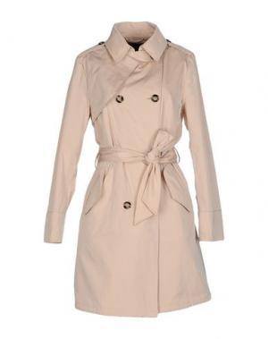 Легкое пальто SALCO. Цвет: бежевый
