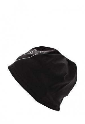 Шапка ASICS. Цвет: черный