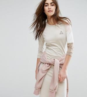 Le Coq Sportif Трикотажное платье эксклюзивно для ASOS. Цвет: мульти