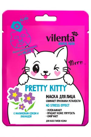 Animal mask pretty kitty Vilenta. Цвет: none
