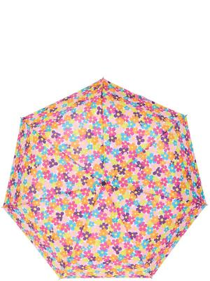 Зонт Labbra. Цвет: фиолетовый, оранжевый, розовый