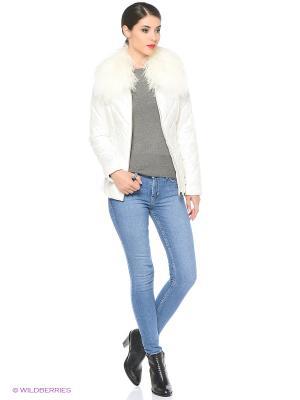 Куртка Trussardi. Цвет: белый