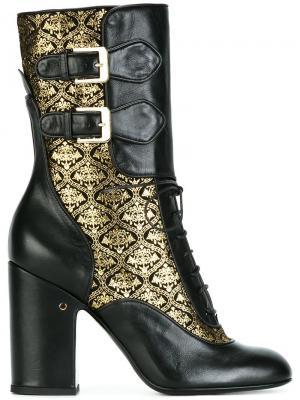 Ботинки Melissa Laurence Dacade. Цвет: чёрный
