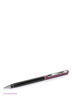 Ручка Pierre Cardin. Цвет: черный, сливовый