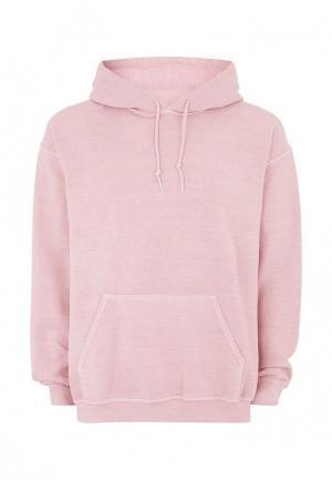 Худи Topman. Цвет: розовый