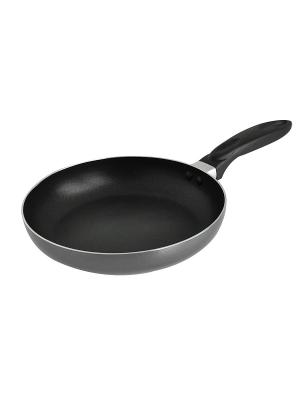 Сковорода, 24 см Regent inox. Цвет: черный