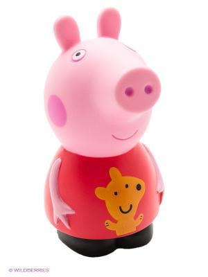 Игровой набор Пеппа 10 см, пластизоль Peppa Pig. Цвет: розовый