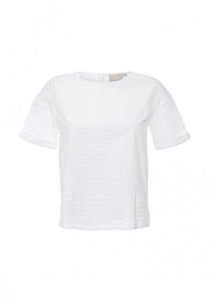 Блуза InWear. Цвет: белый