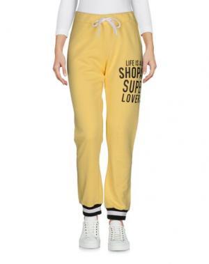 Повседневные брюки SHOP ★ ART. Цвет: желтый