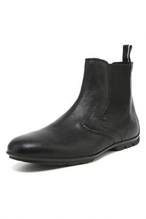Ботинки Hugo Boss. Цвет: черный