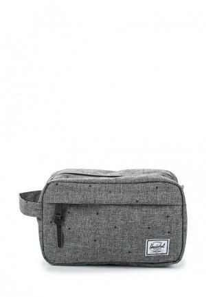 Косметичка Herschel Supply Co. Цвет: серый