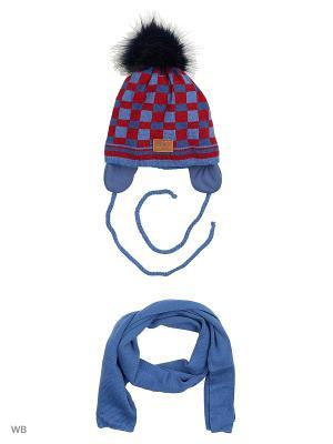 Комплект Agbo. Цвет: синий, красный
