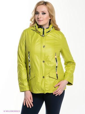 Куртка VIZANI. Цвет: салатовый