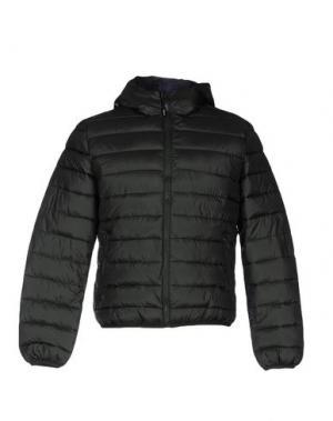 Куртка ITALIAN RUGBY STYLE. Цвет: зеленый-милитари