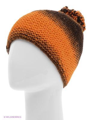 Шапка FOMAS. Цвет: оранжевый