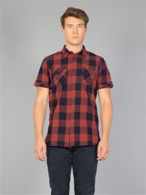 Рубашка Colin's. Цвет: рыжий