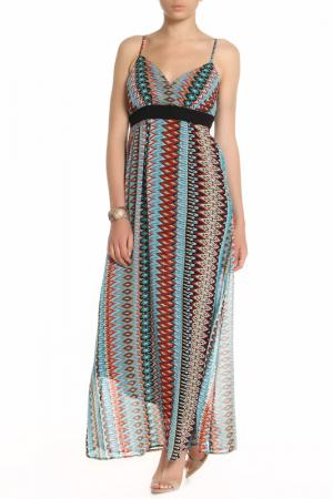 Платье Mela london. Цвет: черный