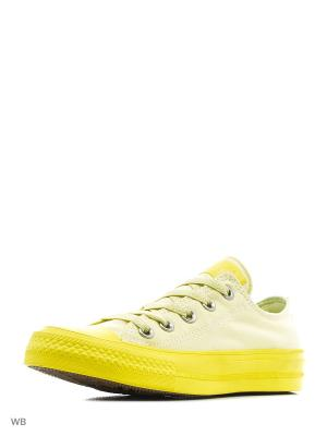 Кеды Chuck Taylor All Star II Converse. Цвет: желтый