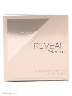 Парфюмерная вода Reveal, 50 мл Calvin Klein. Цвет: бежевый
