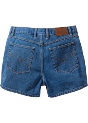 Джинсовые шорты Regular Fit (синий) bonprix. Цвет: синий