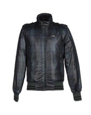 Куртка DATCH. Цвет: темно-синий