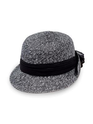 Шляпа Goorin Brothers. Цвет: черный, белый