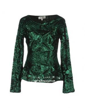 Блузка DRY LAKE.. Цвет: зеленый