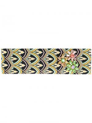 Ободок для волос Portofino Ca&Lou. Цвет: многоцветный