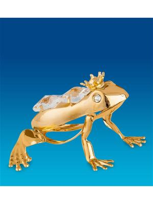 Фигурка Царевна-лягушка Юнион. Цвет: золотистый