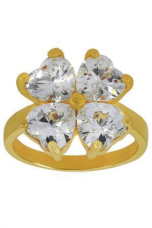 Кольцо Rendez-vous. Цвет: золотой