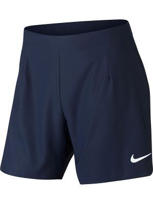 Шорты RAFA M NKCT FLX ACE SHORT 7IN Nike. Цвет: синий, белый