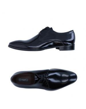 Обувь на шнурках BAGATT. Цвет: черный